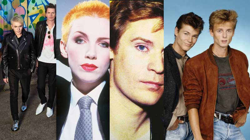 Can You Name These Music Legends From 80s Bands