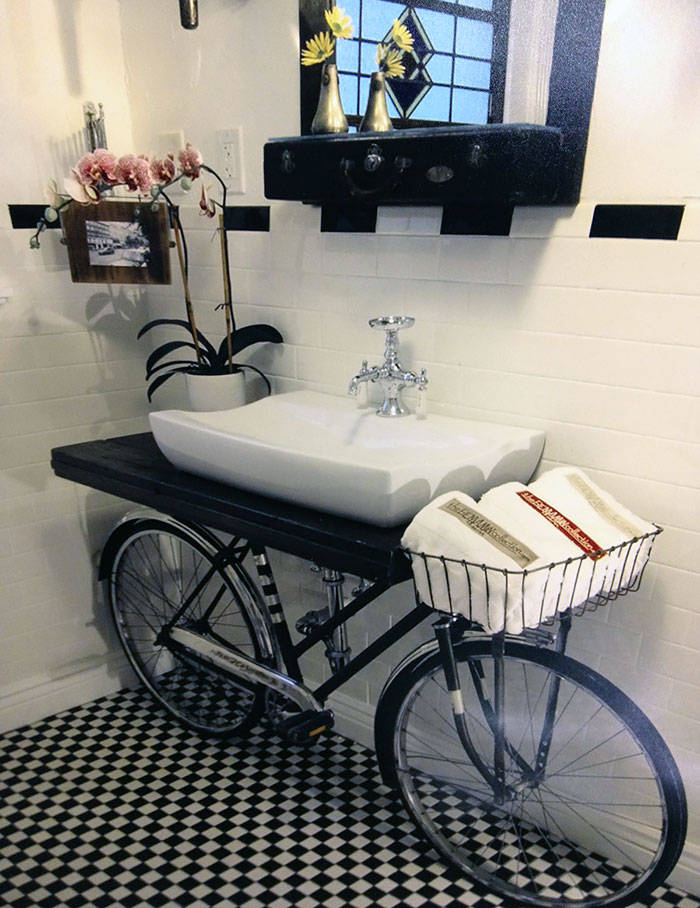 The Bicycle Sink
