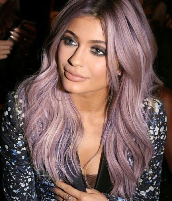 Featuring 16 Of Kylie Jenners Unique And Colorful Hairstyles