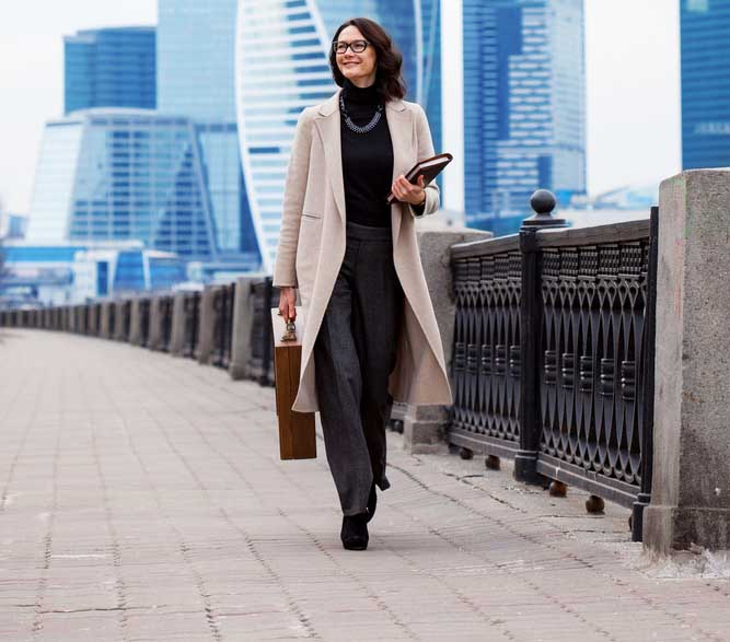 18 Great Stylish Looks For Ladies Over 40