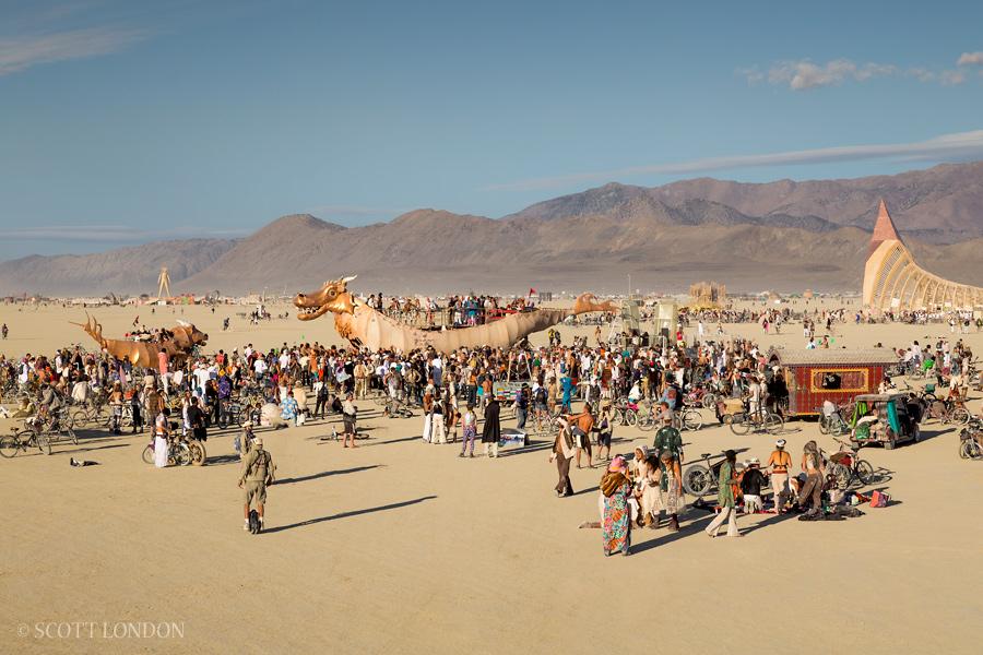Burning Man 2015. Photo by Scott London (www.scottlondon.com)
