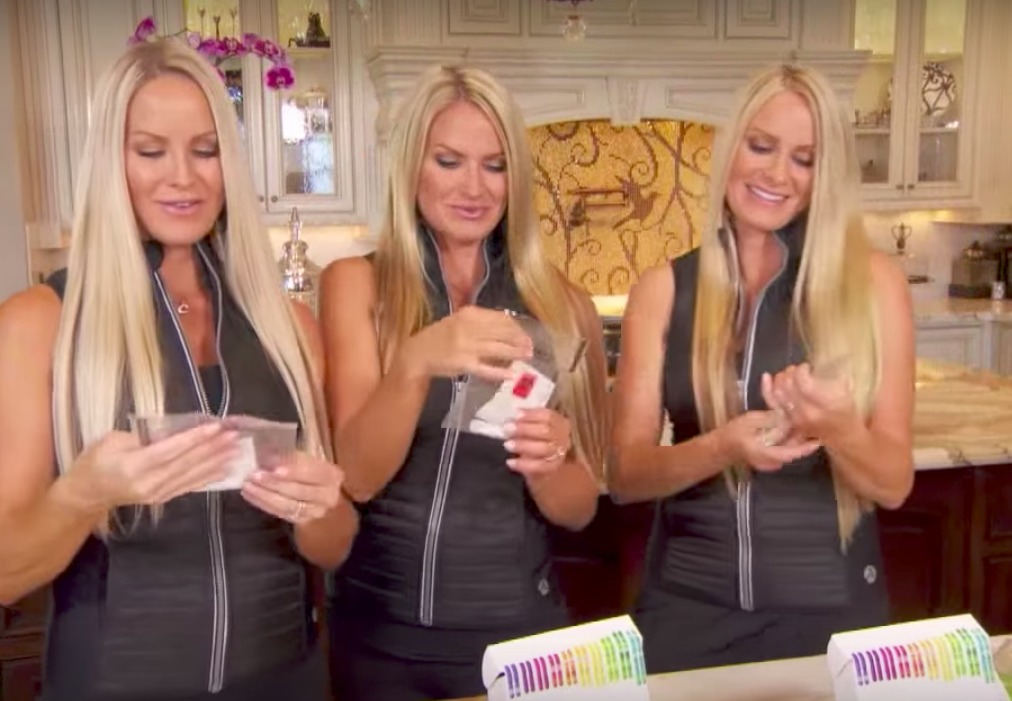 Identical Triplets: DNA Test Results Are Shocking